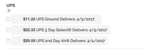 Magento 1 Checkout - Estimated Delivery Date