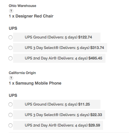 UPS Delivery Date - WebshopApps