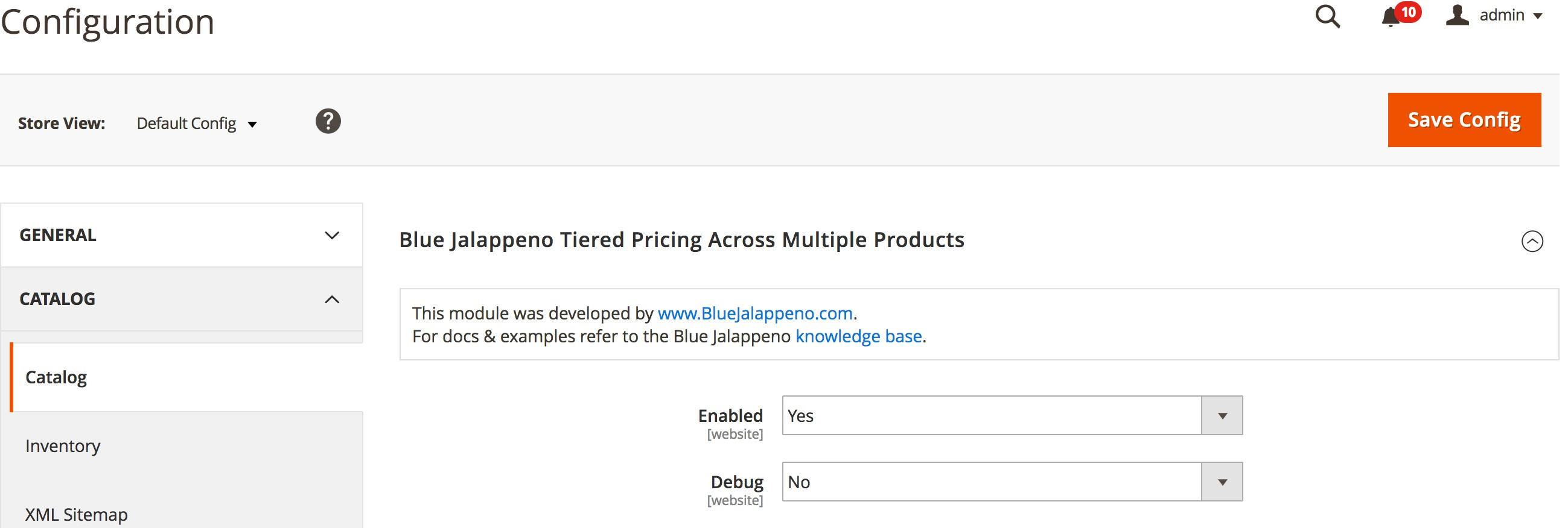 9634667f41f Tiered Pricing Across Multiple Products extension for Magento 2 ...